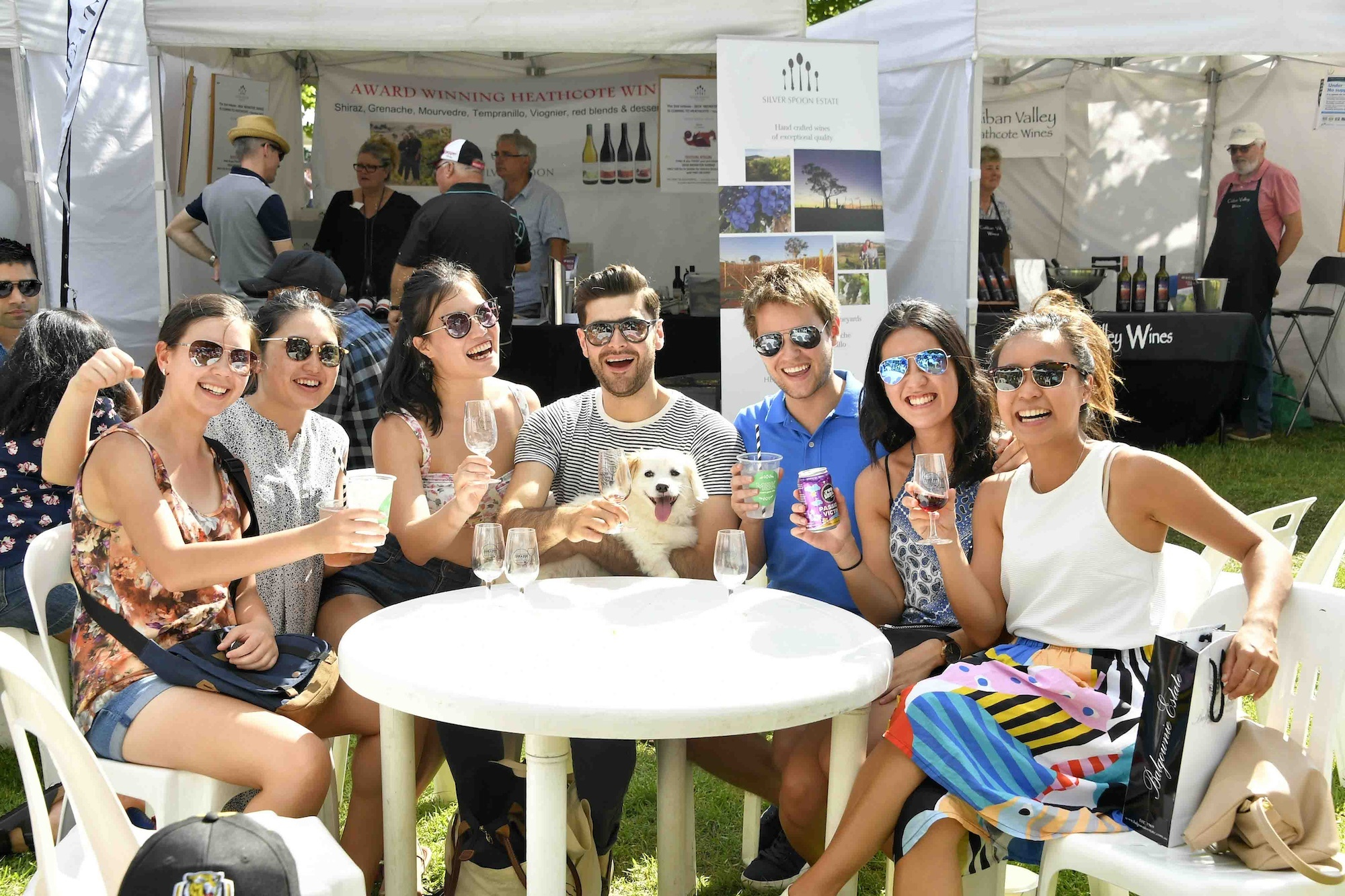 East Malvern Food and Wine Festival