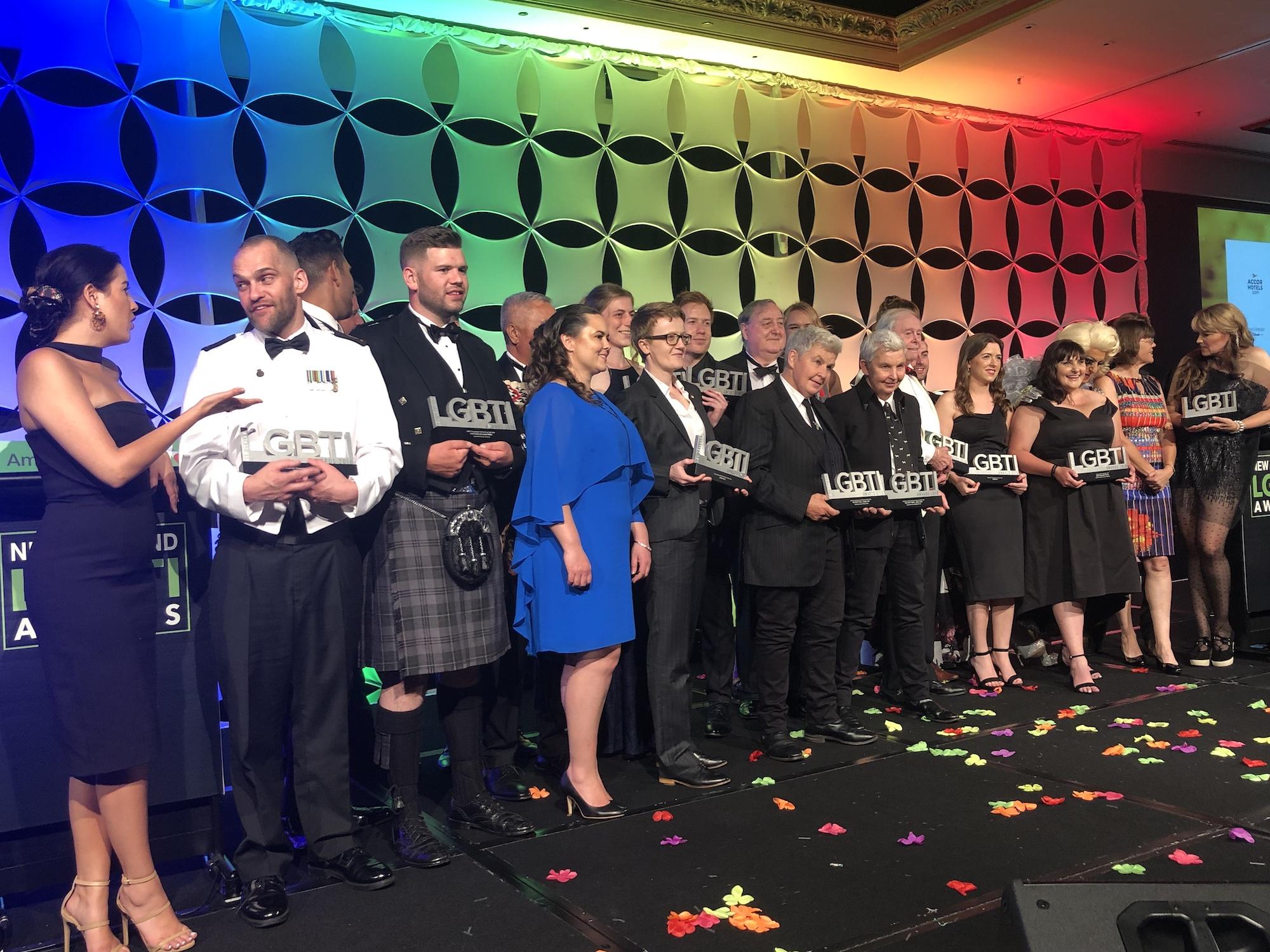 NZ LGBTI Awards